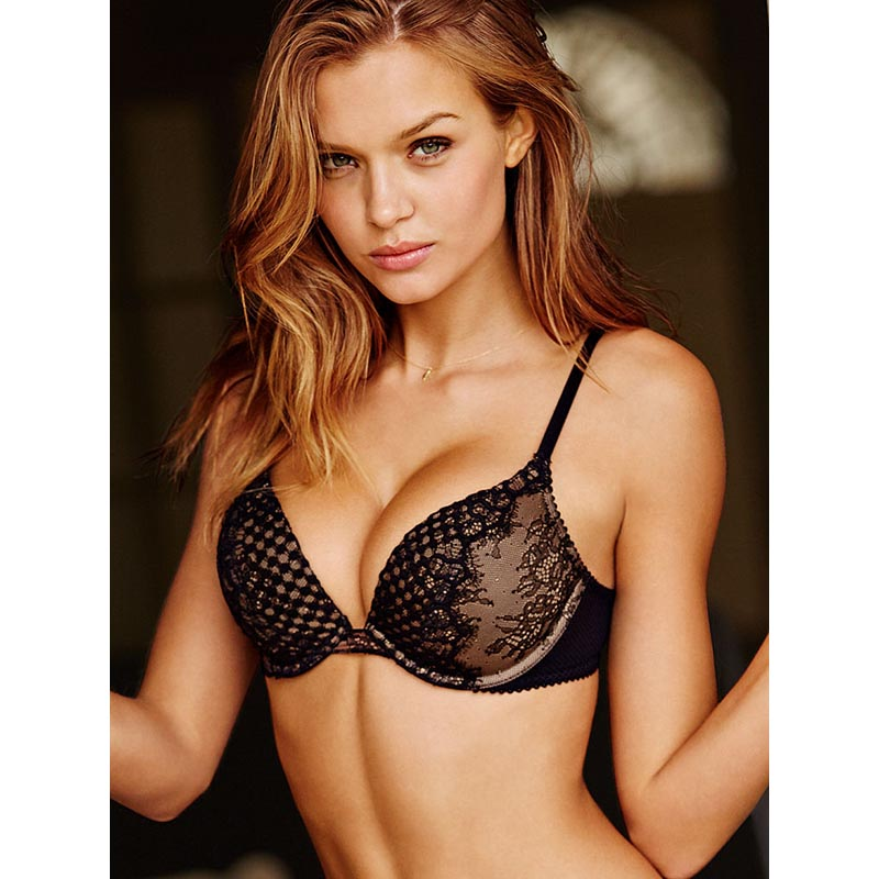 Бюстгальтер Виктория Сикрет Victoria's Secret Bombshell™ Adds 2 Cups Lace Push-Up Bra Виктория Сикрет Very Sexy